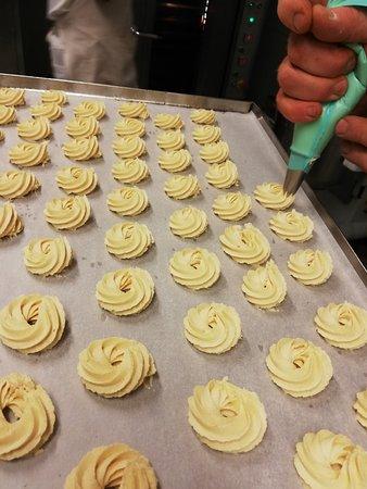 preparazione biscotteria