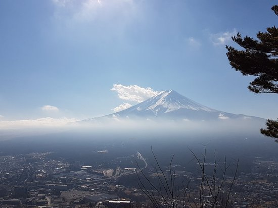 Mt. Fuji Tourism Climbing Route 3776