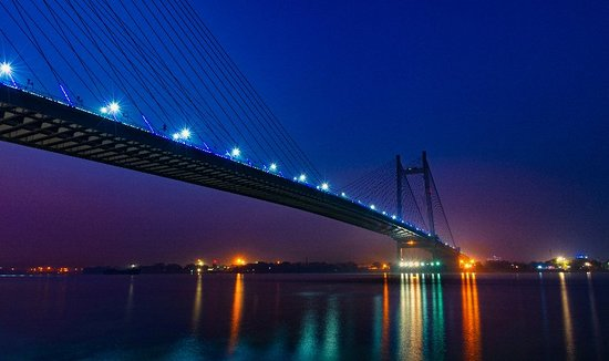 ‪Second Hooghly Bridge‬