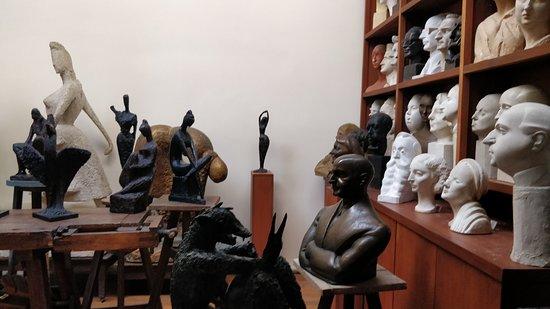 Ateliers-musée Chana Orloff