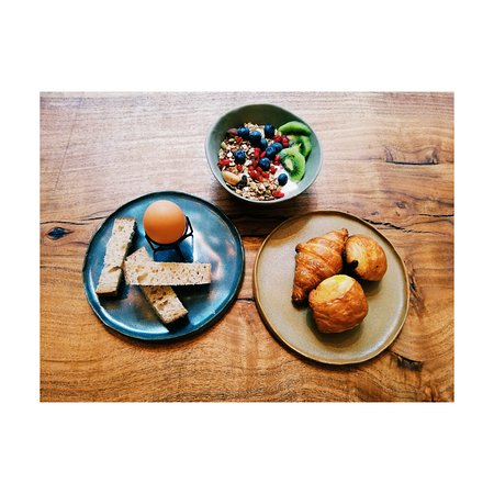 The Manufactory: Breakfast