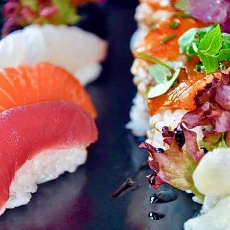 Sushi Kunst Sushi Art Sushi Lover