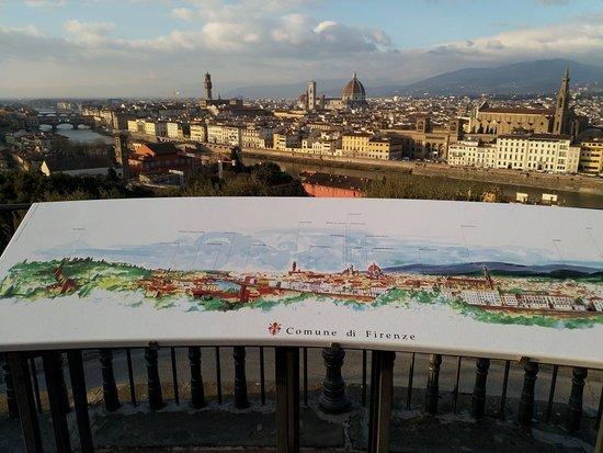 Ottima struttura per visitare Firenze