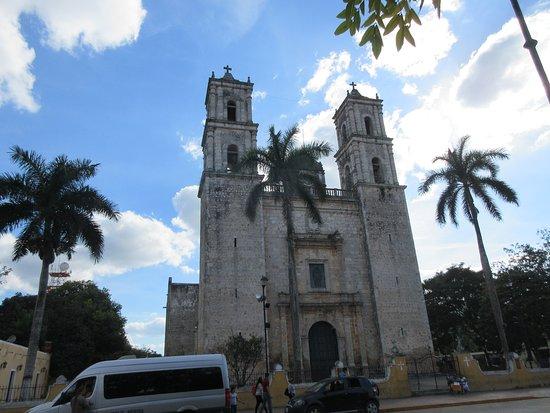 L'église de Valladolid, San Bernardino de Siena