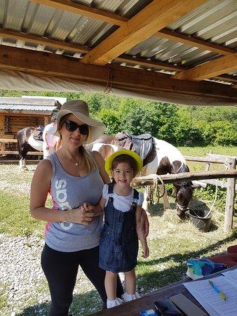 Mountain Riders: Mammy and Klara