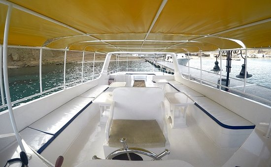 Eagle Divers Egypt: Our fully renovated dive boat, Eagle One