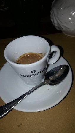 DAL PRIMO AL CAFFE OTTIMO