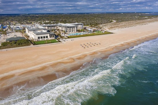 Embassy Suites St Augustine Beach Oceanfront Resort