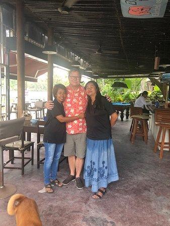 Naiharn Beach Resort: My good friends