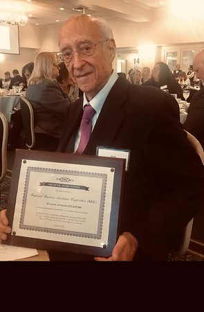 Kingston, NJ: Martin Tuchman and RBAC received Award for funding  small businesses in New Jersey. January 2019. Provided over $50 Mil last year.