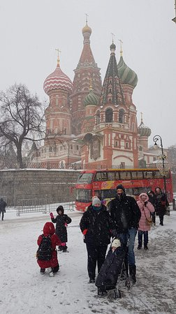 Must see around Moscow
