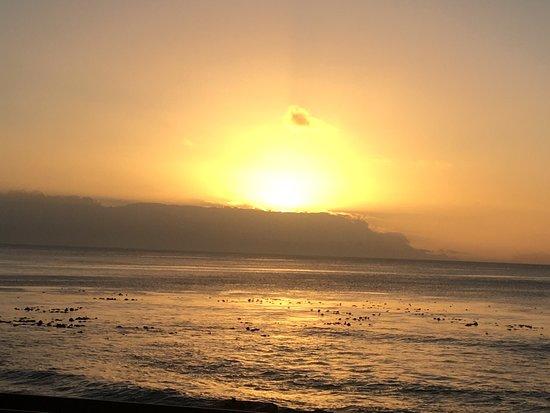 מייזנברג, דרום אפריקה: Sunrise over Muizenberg