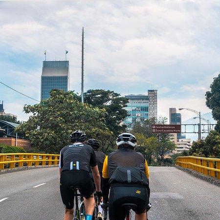 Medellín streets