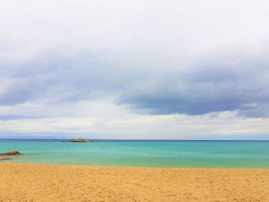Lagomandra beach-Neos Marmaras,Sithonia,Grecce