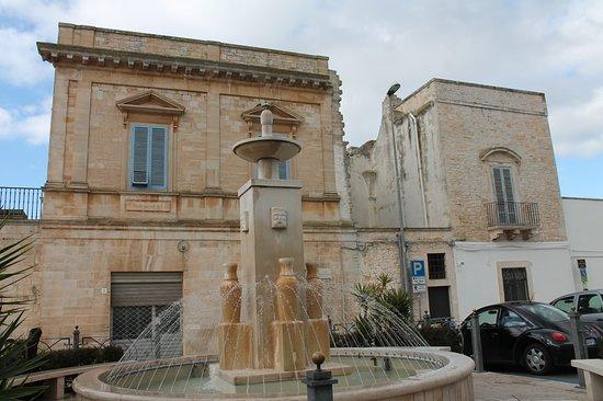 Fontana del Belvedere