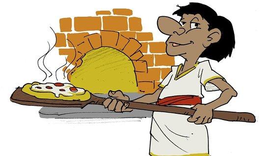 Pizzeria dall'Egiziano: L'egiziano