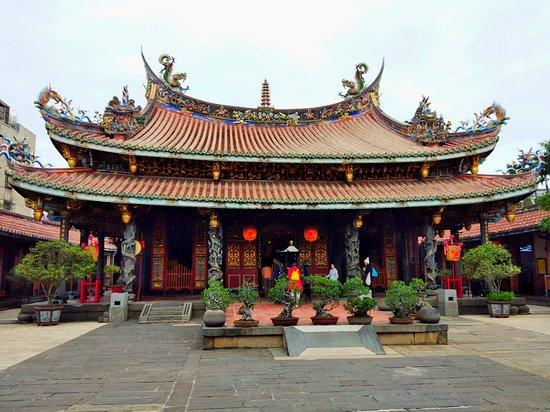 Baoan Temple Garden