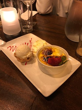 Cozy and nice place. Perfect dessert!