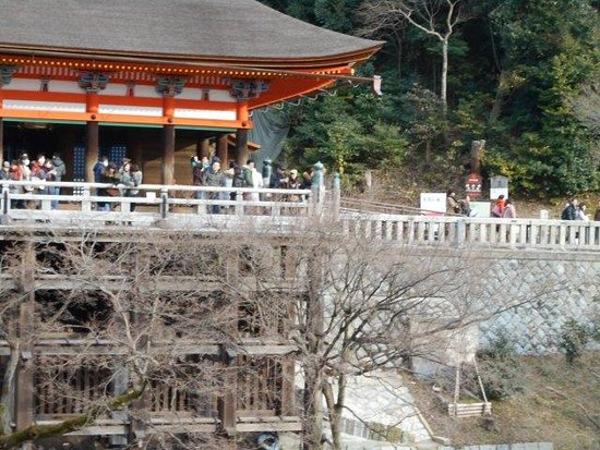 Kiyomizu-dera Temple Hondo