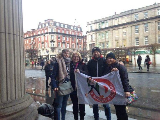 Tour a piedi di Dublino in italiano
