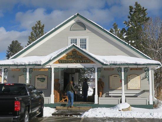 Idaho City Visitors Center