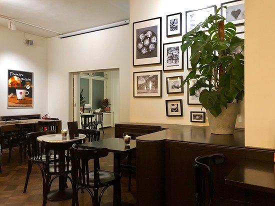 Douwe Egberts Café ภาพถ่าย