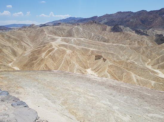 Parc national de la Vallée de la mort, Californie : Przepiekne godne polecenia miejsce.