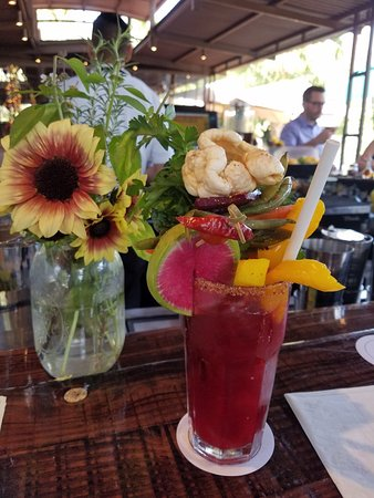 Flora's Farm Bar