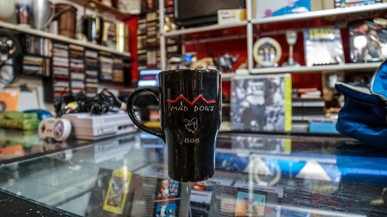 Mad Dog's Coffee and Vinyl Cafe