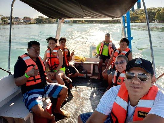 TaxiGo Transfers and Tours Riviera Maya : Aventuras Taxigo. Bacalar