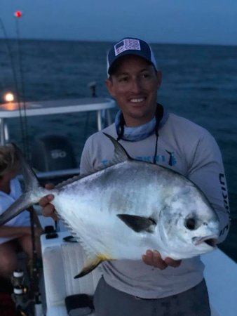 FishMonster Charters: Permit with Captain Seth