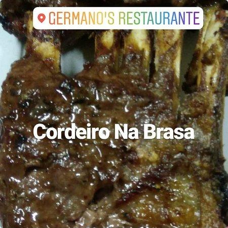 Germano's Restaurante AQUI TUDO É BOM!