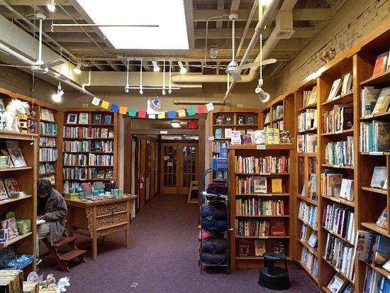Crazy Wisdom Bookstore & Tearoom (Ann Arbor) - UPDATED 2019
