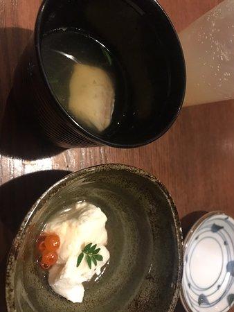 日本酒を飲み比べ
