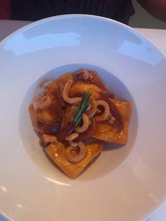 Casanita Cantina y Pescado: piatto