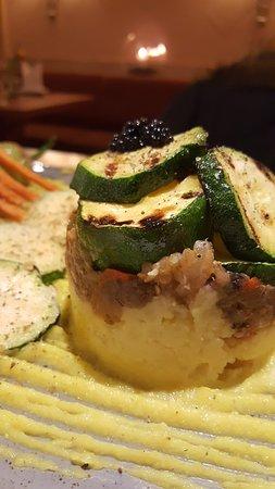 Gemüse Teller