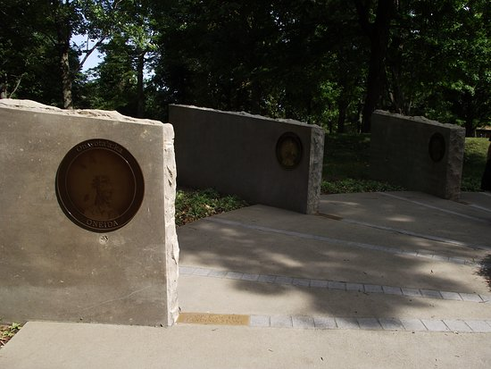 Six Nations and Native Allies Commemorative Memorial