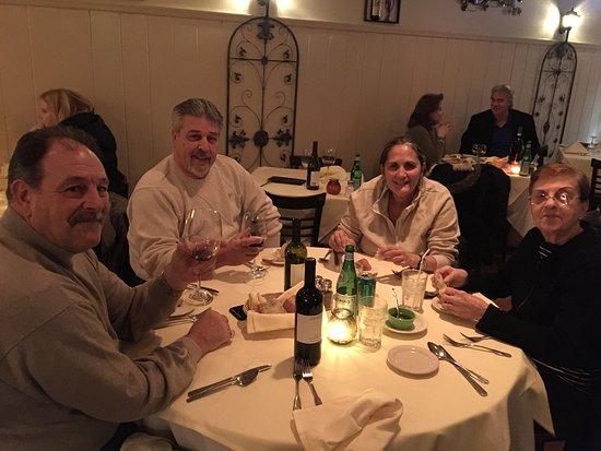 Dumont, NJ: Family Dinner at Buon Giorno