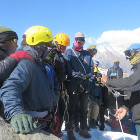 Search & Rescue Training of SDRF Uttarakhand. Nanda Devi Institute of Adventure Sports Uttarkashi
