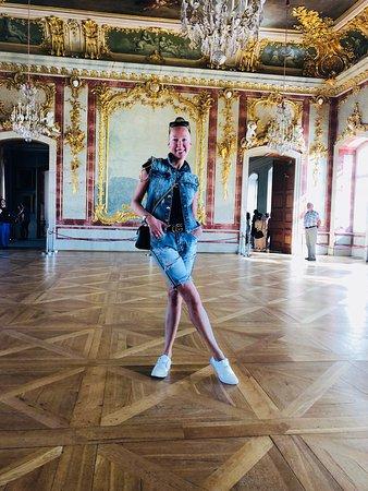 Pilsrundale, Latvia: Rundāle palace  June 2018