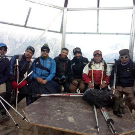 SDRF Uttarakhand 2017 search and rescue course by Nanda Devi Institute NDI