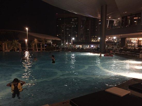 Relaxing evening at Nahaam