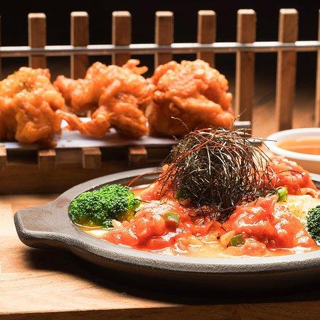 韓國釜山雞肉麵