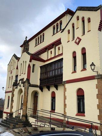 Asilo Hospital de Comillas