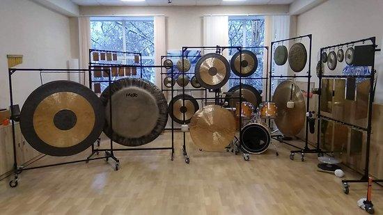 Silence Studio - Lgovsky percussion