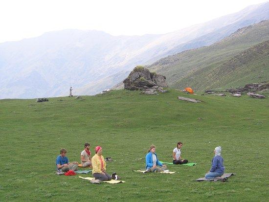 Yoga treks by NDI