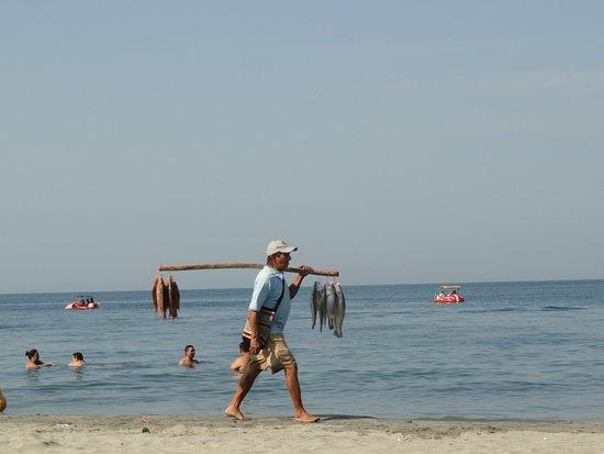 El Rodadero: Strand Rodadero