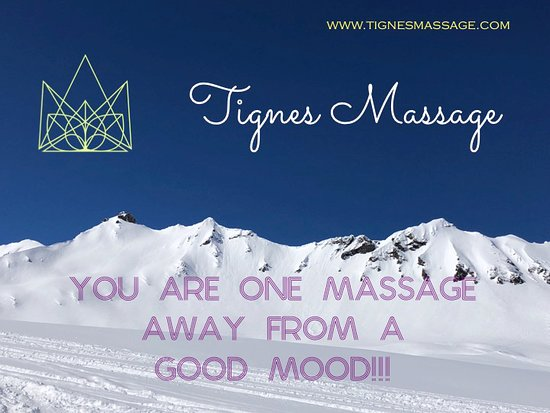 Tignes Massage