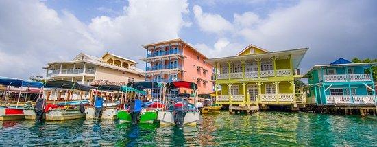 Explore Bocas Town