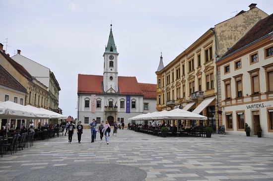 Town Hall Varazdin